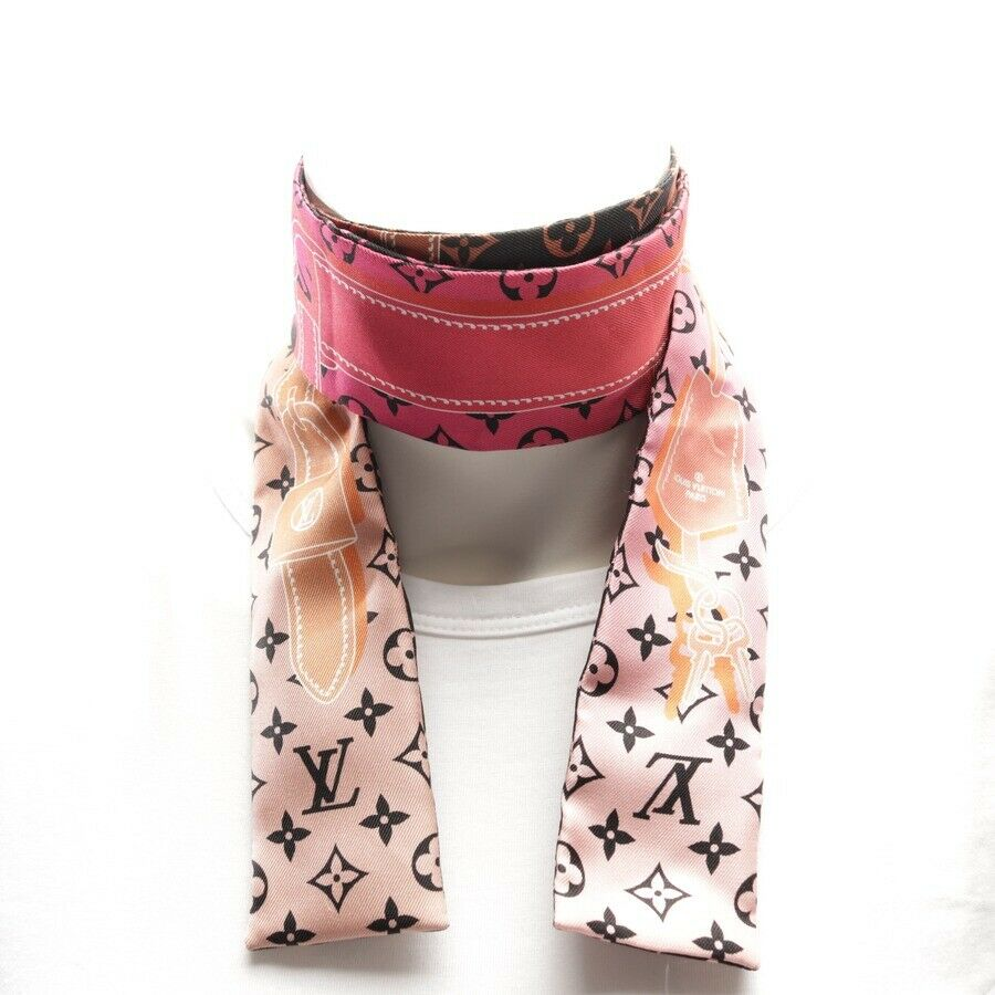 LOUIS VUITTON Seidentwill Multicolor Damen Scarf Foulard Schal Écharpe Silk - 131.95,Kaufpreis 131,95,datum 26.07.2020 04:14:40,Website