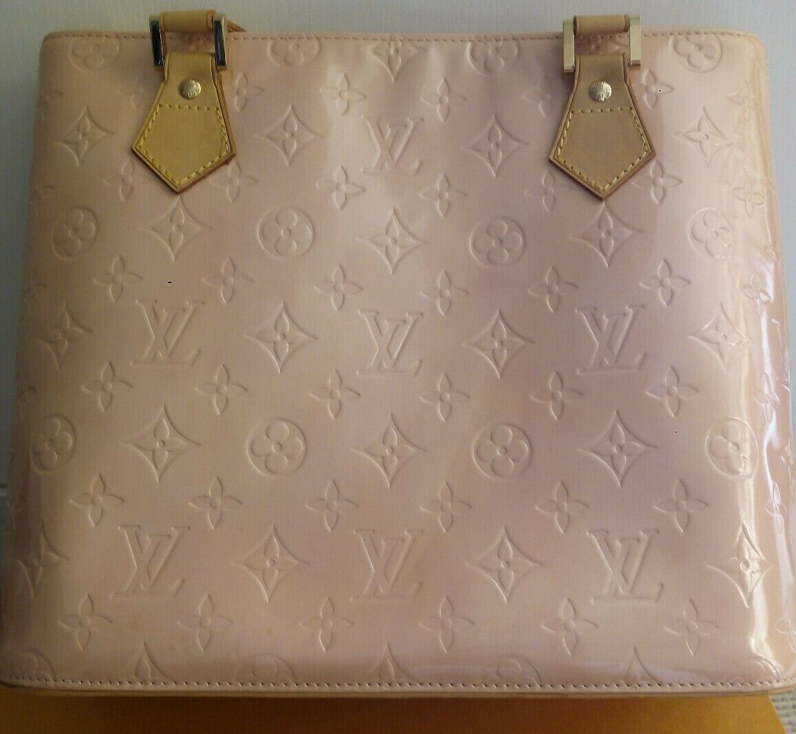 Louis Vuitton Tasche Houston Monogramm Vernis Light Rose - 420.00,Kaufpreis 420,datum 01.07.2020 22:12:37,Website ebay.de